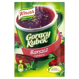 Knorr Rote Beete Suppe (12G) - 1