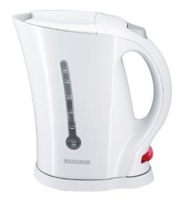 Severin WK 3482 Wasserkocher,weiß / 1,7 Liter Inhalt / 2200 W - 1