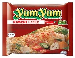 Yum Yum Instantnudeln, Kim Chi, 30er Pack (30 x 60 g) - 1