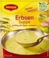 Maggi Guten Appetit Suppe Erbsensuppe, 14er Pack (14 x 53 g) - 1