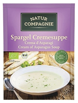 Natur Compagnie Bio Spargelcremesuppe (12 x 40 gr) - 1