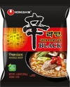 Nong Shim Instantnudeln Shin Ramyun Black, 4er Pack (4 x 130 g) - 1